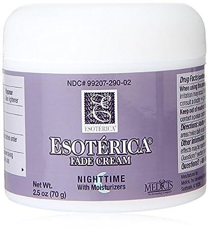 Amazon.com: Crema Esoterica Con Hidroquinona Para Las Manchas Y ...