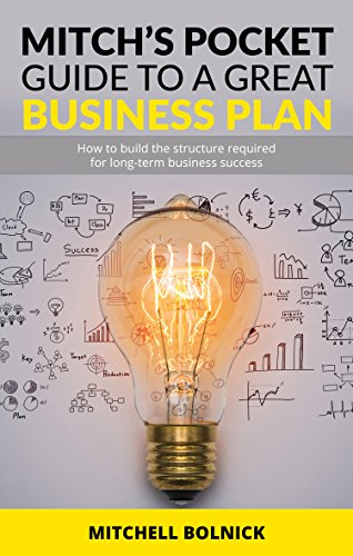 Mitch's Pocket Guide to a Great Business Plan by [Bolnick, Mitchell]