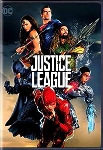Justice League (DVD, 2017) Action, Adventure
