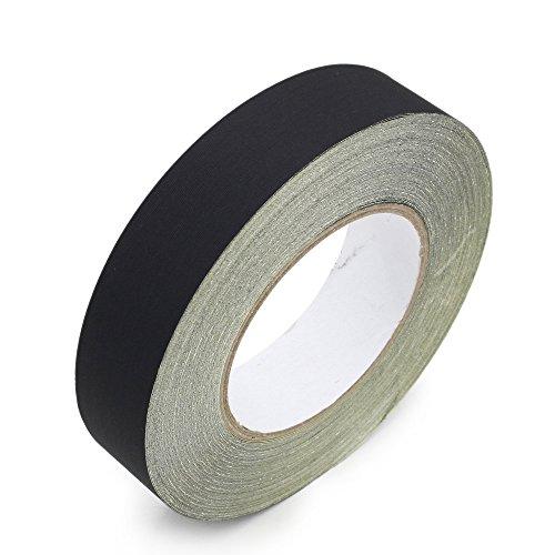 25mm x 100ft Black Insulating Acetate Cloth Adhesive Tape For Electrics Car Repair