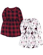 Hudson baby Baby-Girls Cotton Dresses