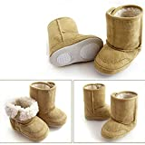 Baby Toddler 9-22 Month Prewalker Shoes Cute Warm Winter Snow Boots