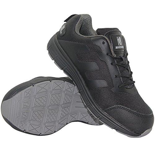 Mens Leather Lightweight Composite Toe