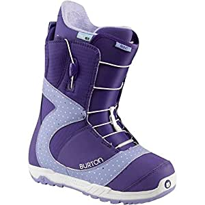 Amazon.com : Burton Womens Mint Snowboard Boots 2013