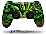Broccoli – Decal Style Wrap Skin fits Sony PS4 Dualshock 4 Controller – CONTROLLER NOT INCLUDED, Best Gadgets