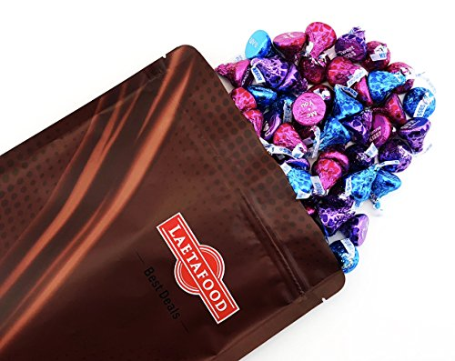 (Hershey's Kisses Milk Chocolate Candy, Kisses Valentine's Conversation (Pack of 2)