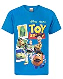 Best Disney Clothing For Boys - Disney Toy Story Photos Boy's T-Shirt (7-8 Years) Review
