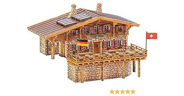 Faller FA 232356 – Cabaña de Alta montaña Moser de cabaña ...