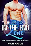 In The End Zone: M/M Sports First Time Romance