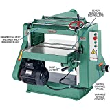 "Grizzly Industrial G5851Z - 24"" 5 HP Planer"