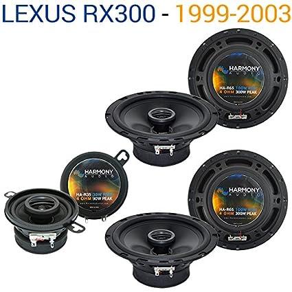 Amazon com: Fits Lexus RX300 1999-2003 Factory Speaker
