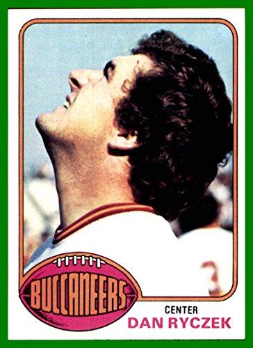 1976 Topps #366 Dan Ryczek RC Tampa Bay Buccaneers Rookie Virginia Cavaliers (1976 Tampa Bay Buccaneers)