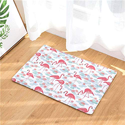 Mat Room Mat Bedroom Xuebiner For Bear Carpets Living Flamingo Printed 35 Hallway 40x60cm aIUwq0g