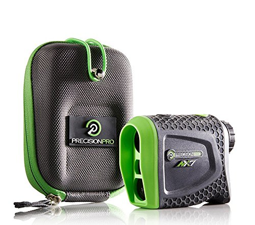 Precision Pro Golf NX7 Laser Rangefinder - Golfing Range Finder Accurate up to 400 Yards - Perfect Golf Accessory by Precision Pro Golf (Image #2)