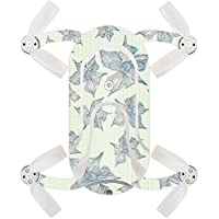 Skin For ZEROTECH Dobby Pocket Drone – 3d Flowers | MightySkins Protective, Durable, and Unique Vinyl Decal wrap cover | Easy To Apply, Remove, and Change Styles | Made in the USA