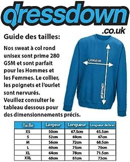 8aed42bac5db3 Dressdown Evolution of Woman - Burlesque - Unisexe Sweat - 8 Couleurs