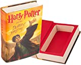 upright archival storage - Real Hollow Book Safe - Harry Potter and the Deathly Hallows by J.K. Rowling (Magnetic Closure)
