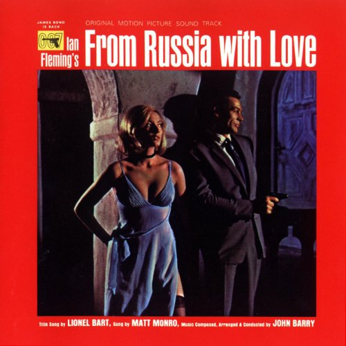 From Russia With Love (1963) Movie Soundtrack