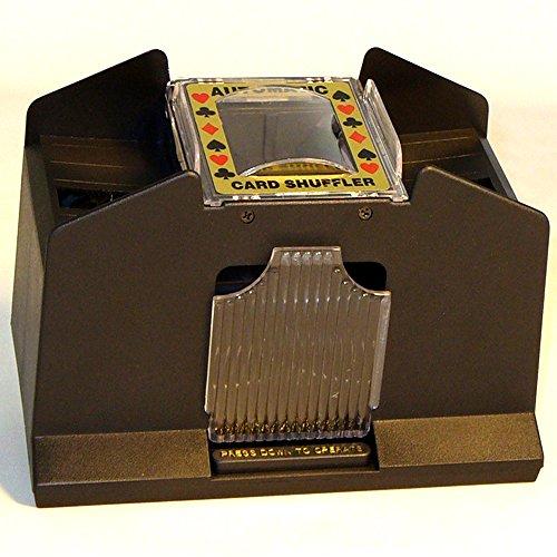 John Hammond Costume (Automatic 2-4 Deck Card Shuffler Card Playing Aid Game)