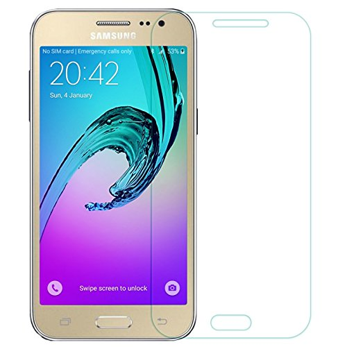 Rich Walker Tempered Glass Screen Guard For Samsung Galaxy J2 2015