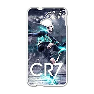 Cool Cristiano Ronaldo Design Hard Case Cover Protector For HTC M7