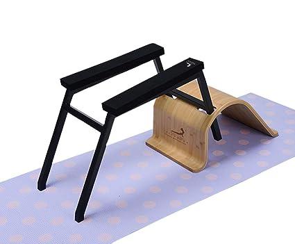 Unbne Yoga Headstand Bench,Aliviar la Fatiga y acumular ...