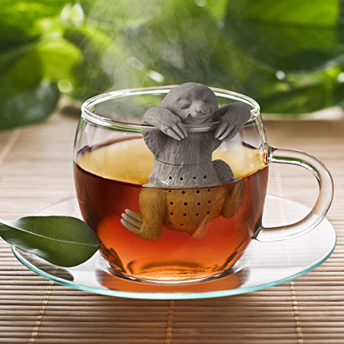 Genuine Fred Slow Brew Sloth Tea Infuser, 1 EA