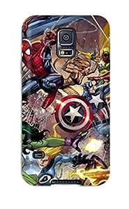EVzeUtS8508nLiyp Benailey Spider-man Feeling Galaxy S5 On Your Style Birthday Gift Cover Case