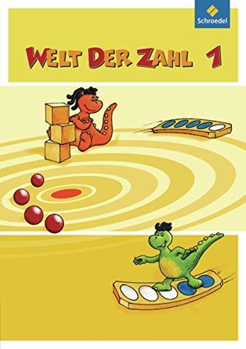 Welt der Zahl - Ausgabe 2009 NRW: Schülerband 1