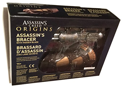 Assassin's Creed Origins Assassin's Bracer With Hidden Blade -
