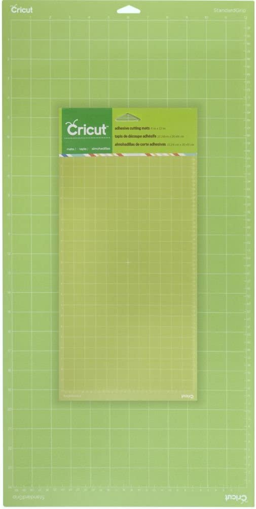Cricut Provo Craft & Novelty Circut StandardGrip Adhesive Cutting Mat, Set of Two