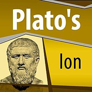 Plato's Ion Audiobook