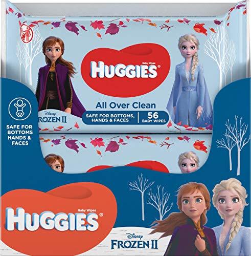 Huggies baby billendoekjes – All Over Clean – Disney – 560 stuks – Voordeelverpakking