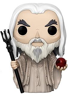 Funko - Pop! Vinilo Colección El señor de los Anillos - Figura Saruman (13555