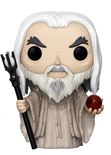 Funko POP Movies The Lord of the Rings Saruman Action Figure (Figure Lord Rings)