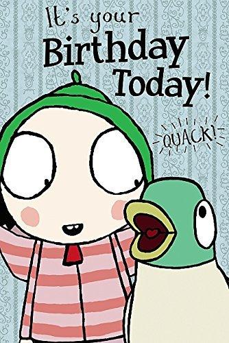 Duck Birthday Card - 2