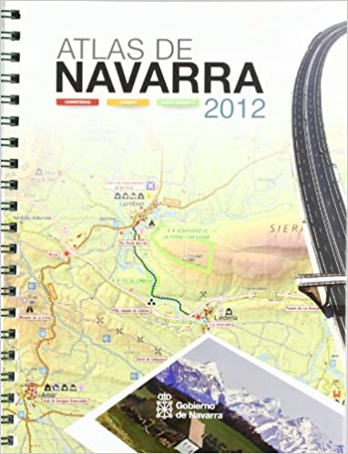 Descargar Ebooks mobile gratis Atlas de Navarra 2012 PDF CHM 8423532887