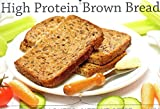 #7: Balanced Protein Diet High Protein Brown Bread