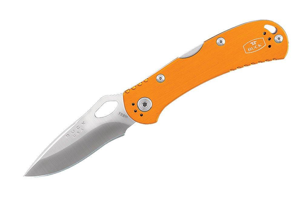Buck Knives 722ORS Spitfire Orange
