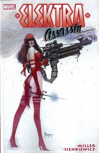 Elektra: Assassin (Elektra Superhero)