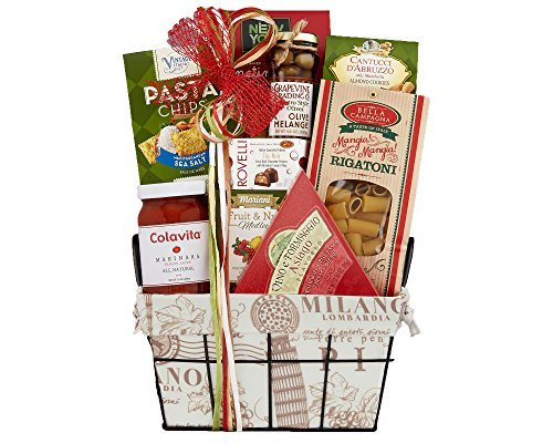 Wine Country Gift Baskets Italian Collection by Wine Country Gift Baskets