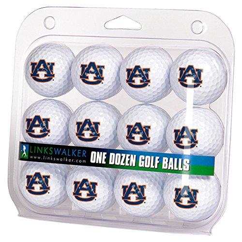 (NCAA Auburn Tigers - Dozen Golf Balls)