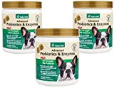 360-Count NaturVet Advanced Probiotics & Enzymes Plus Vet Strength PB6 Probiotic Soft Chews for Dogs (3 Jars with 120 Chews Each) Review