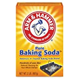 Arm & Hammer Baking Soda, 2 lb Box - Includes 12 2lb boxes.