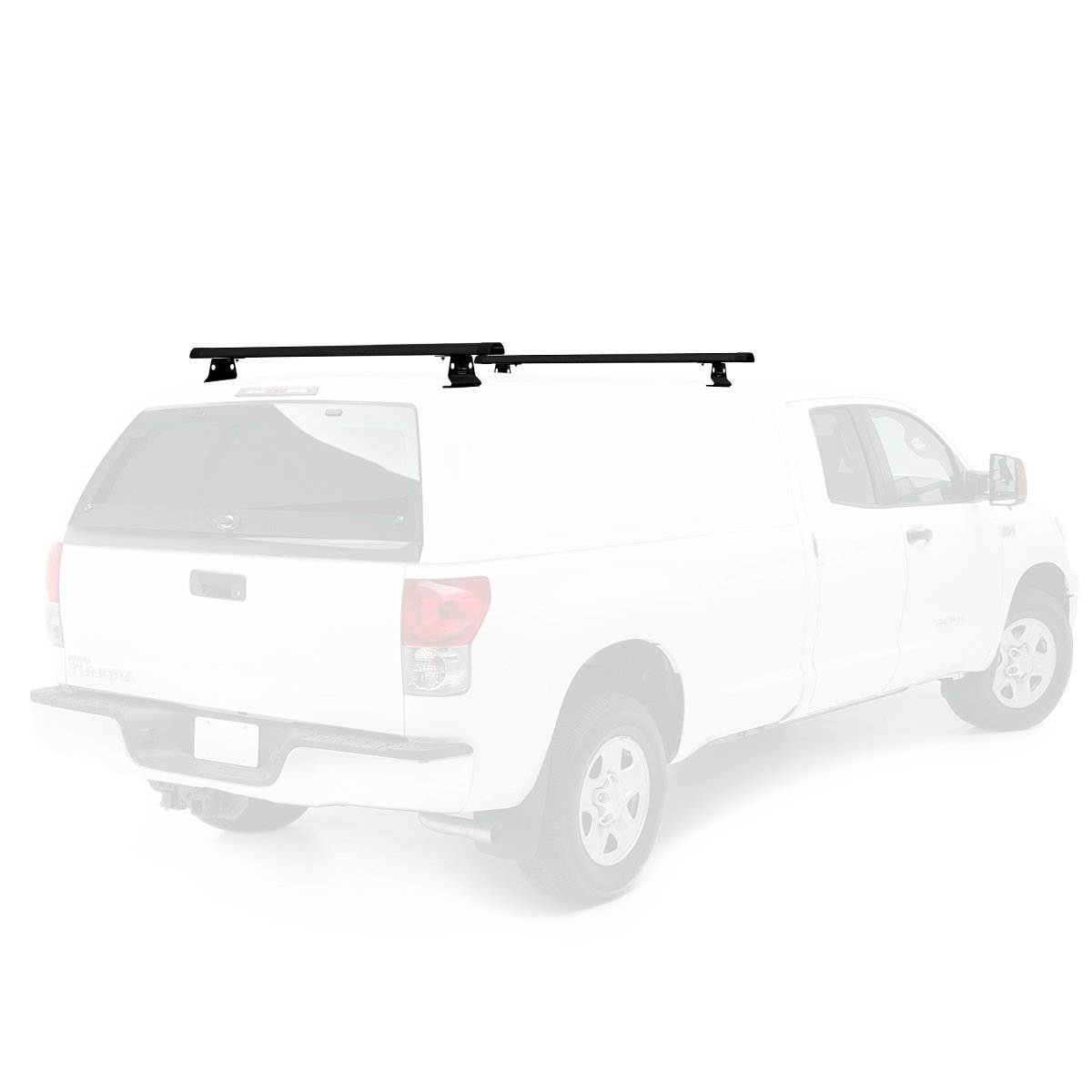 Vantech Universal Pickup Topper J1000 Ladder roof rack w/ 60' bars
