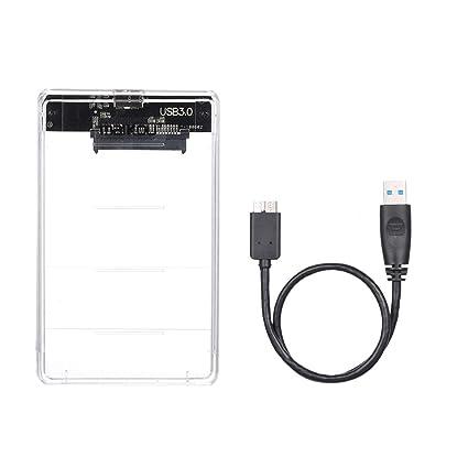 Docooler Maikou - Carcasa para Disco Duro SSD (2,5