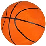 "Mini Rubber 7"" Basketballs 5-Pack by M & M Products Online"