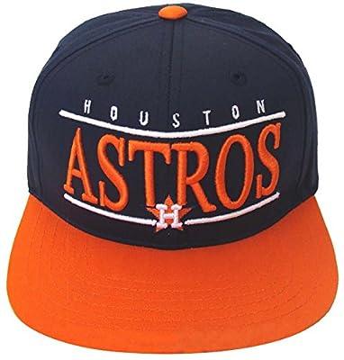 Houston Astros Retro Marquee Snapback Cap Hat