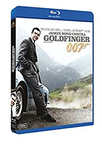 James bond contra goldfinger [Blu-ray]
