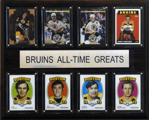 (NHL Boston Bruins All-Time Greats)